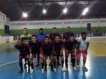 Equipe: Ponto das Rações/ 3 IrmÃģos/ Lava Jato Floresta (Foto: Arquivo Pessoal)