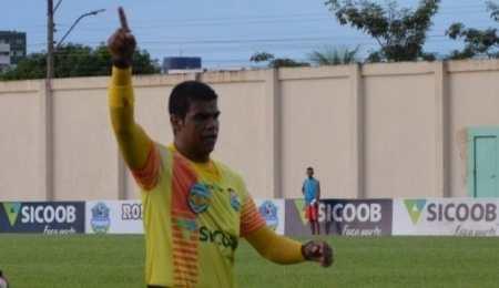 075a883fbdfa1 Fleudes Rodrigues Santos apita primeiro jogo da final