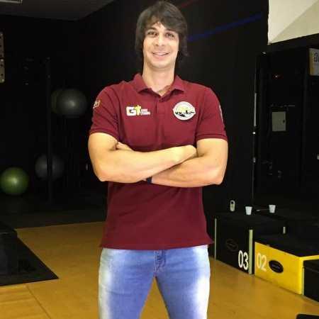 Fernando Godoi Personal Trainer de Ariquemes-RO. (Foto: ARQUIVO PESSOAL FERNANDO)