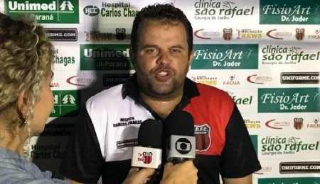 RAFAEL ANDRADE FOI ELEITO O MELHOR TREINADOR NA TEMPORADA 2018 EM RO. (Foto: ALEXANDRE JABÁ)