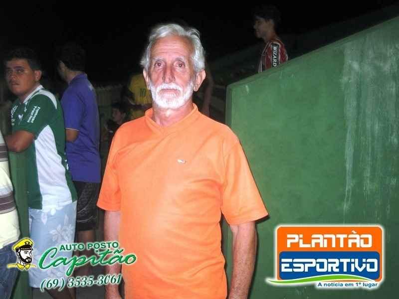 Alberi Ferraso 61 Anos (Foto: Plantão Esportivo)
