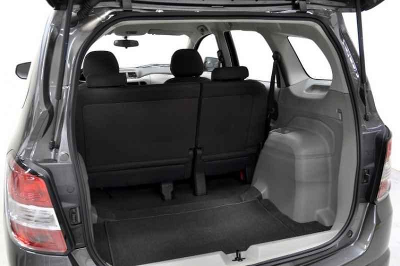 Chevrolet Spin Chega Para Substituir Meriva E Zafira Planto