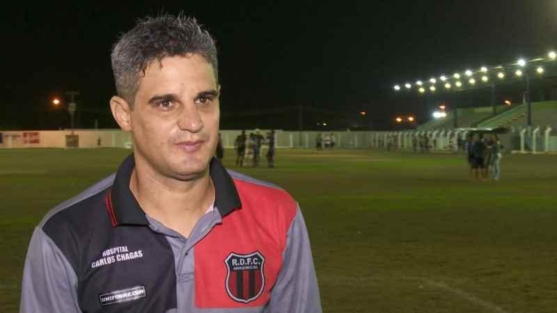AndrÃĩ Alexandre conquistou o título de campeÃģo rondonienese sub-20 em 2018 pelo Real (Foto: Alexandre Jabá)