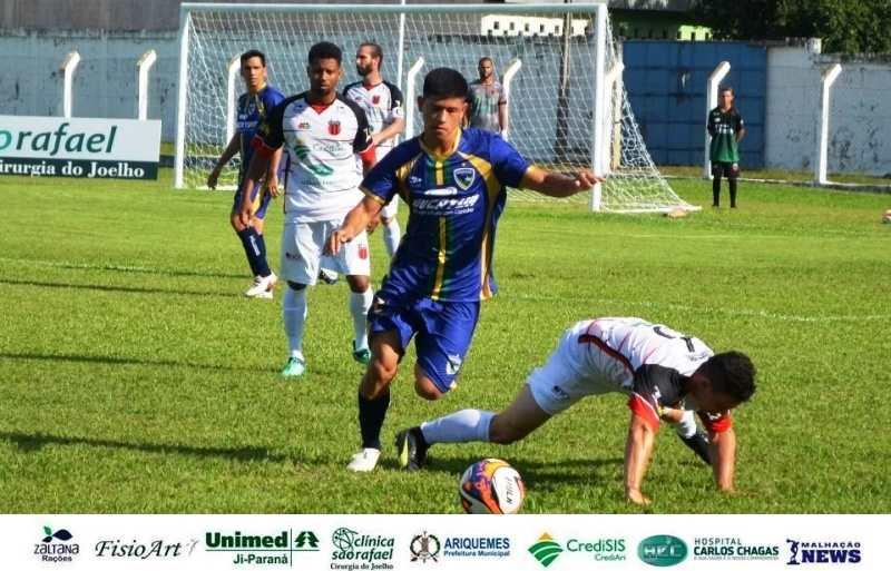 Giovani fez um excelente campeonato pelo Rondoniense Social Clube. (Foto: Alexandre Jabá)